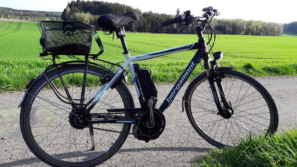 gebrauchte elektrofahrräder